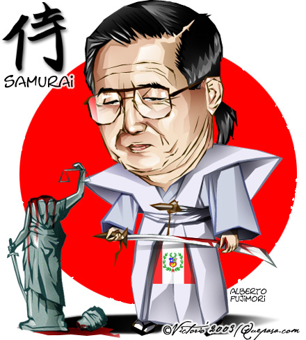 Risultati immagini per Fujimori dittatura