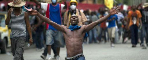 Aplaudo al pueblo haitiano