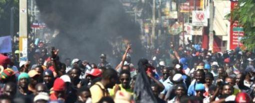 Situación tensa en Haití se refleja en República Dominicana