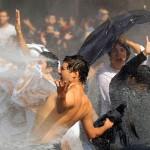 """""""No queremos más enfrentamientos, queremos movimientos pacíficos y nos negamos a seguir pagando con nuestros impuestos la represión"""""""