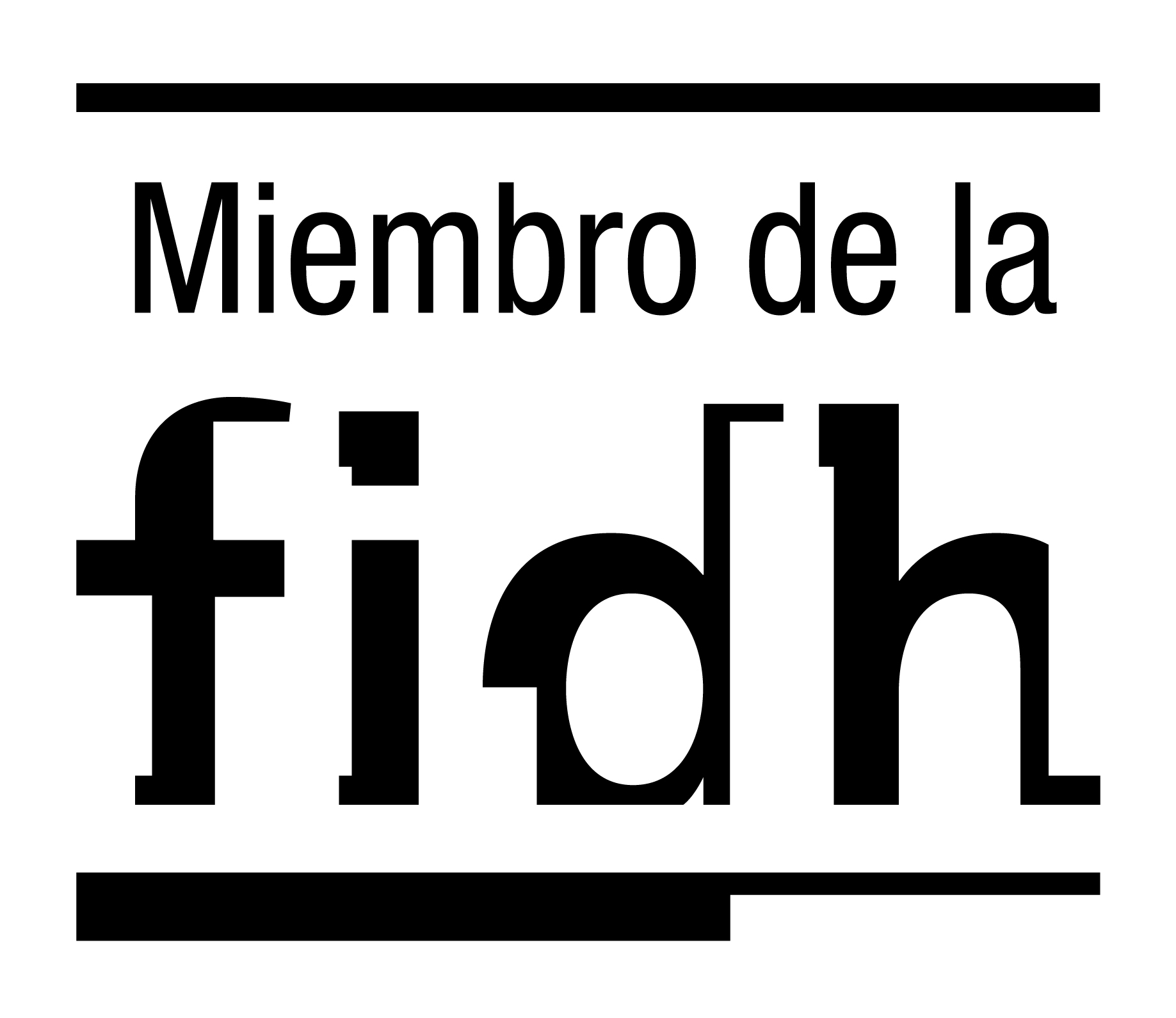 LogoFIDHmember-Spanish