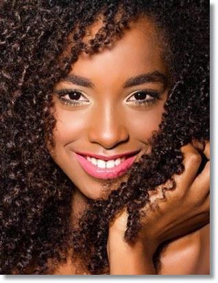 Yaritza Reyes Mis República Dominicana 2013, una típica belleza afrodescendiente